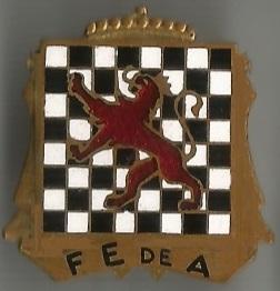 Emblema de la FEDA