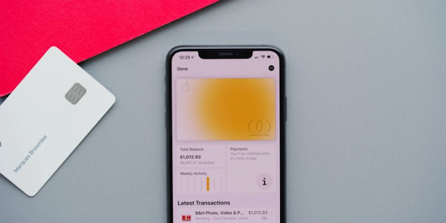 وقوع أول عملية أحتيال لأحد مستخدمي بطاقة Apple Card
