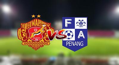 Live Streaming Kelantan vs Penang FA Liga Premier 29.8.2020