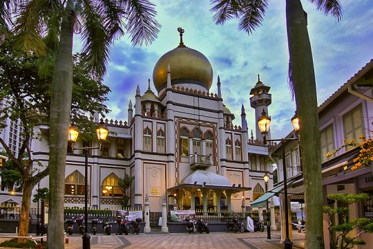 Masjid Sultan, Kampong Glam, Singapura