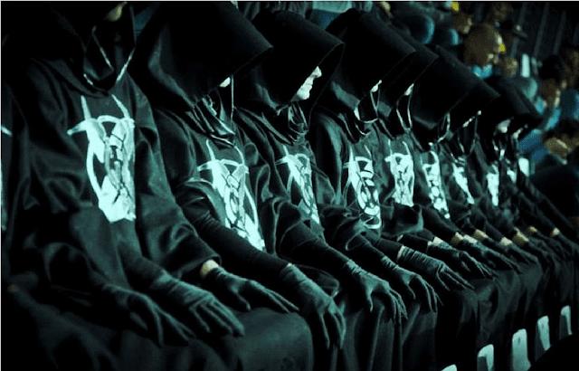 Illuminati (Nine Unknown Men)