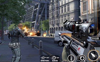 Télécharger Sniper Strike – FPS 3D Shooting Game MOD