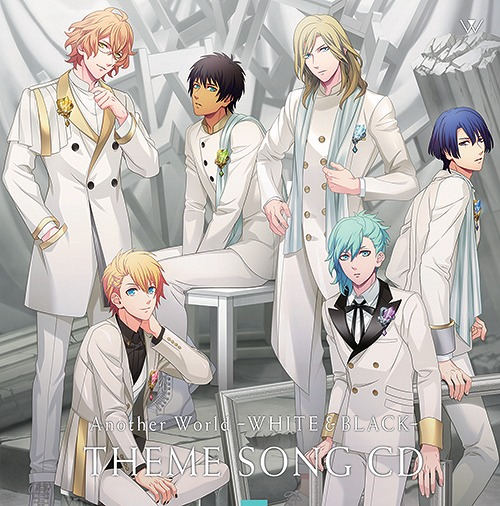 "Uta no Prince Sama ""Another World -White & Black-"" Theme ..."
