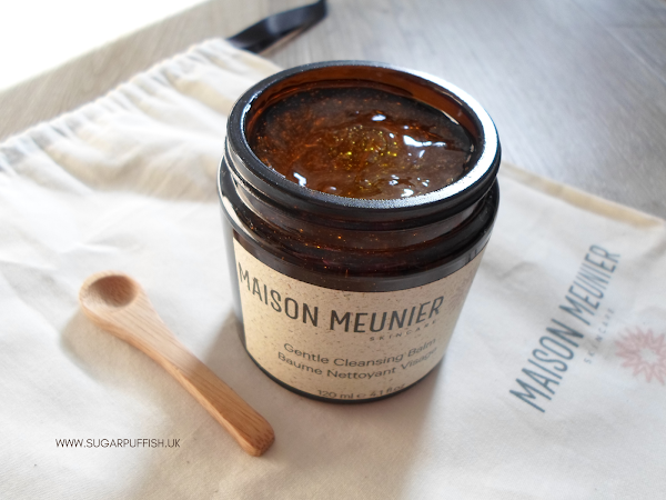 Review Maison Meunier Skincare Gentle Cleansing Gel Balm