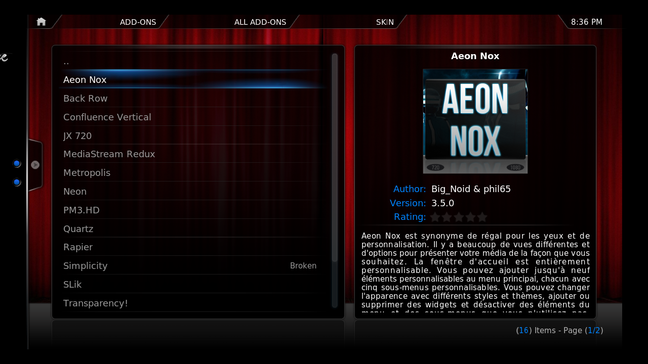 youresuchageek: HowTo OpenELEC : Get the perfect Fusion XBMC