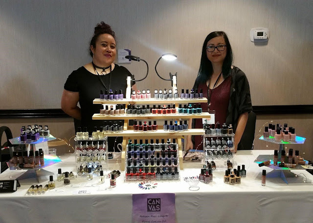 Canvas Lacquer - Indie Expo Canada 2018