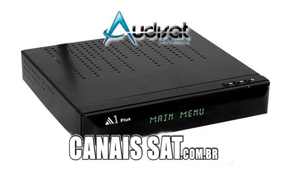 Audisat A1 Plus Nova Atualização V1.4.07 - 28/02/2020