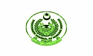 Free Nursing Courses in Directorate of Nursing Punjab 2021 Latest