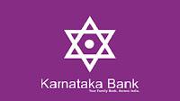 Karnataka Bank Bharti 2020