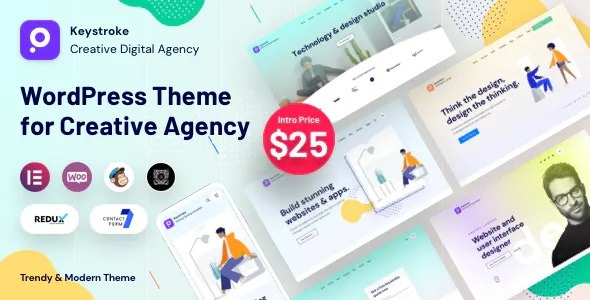 Best Creative Agency Multipurpose WordPress Theme