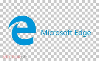 Logo Microsoft Edge Browser - Download Vector File PNG (Portable Network Graphics)