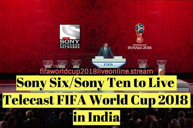 fifa world cup 2018 live telecast in india