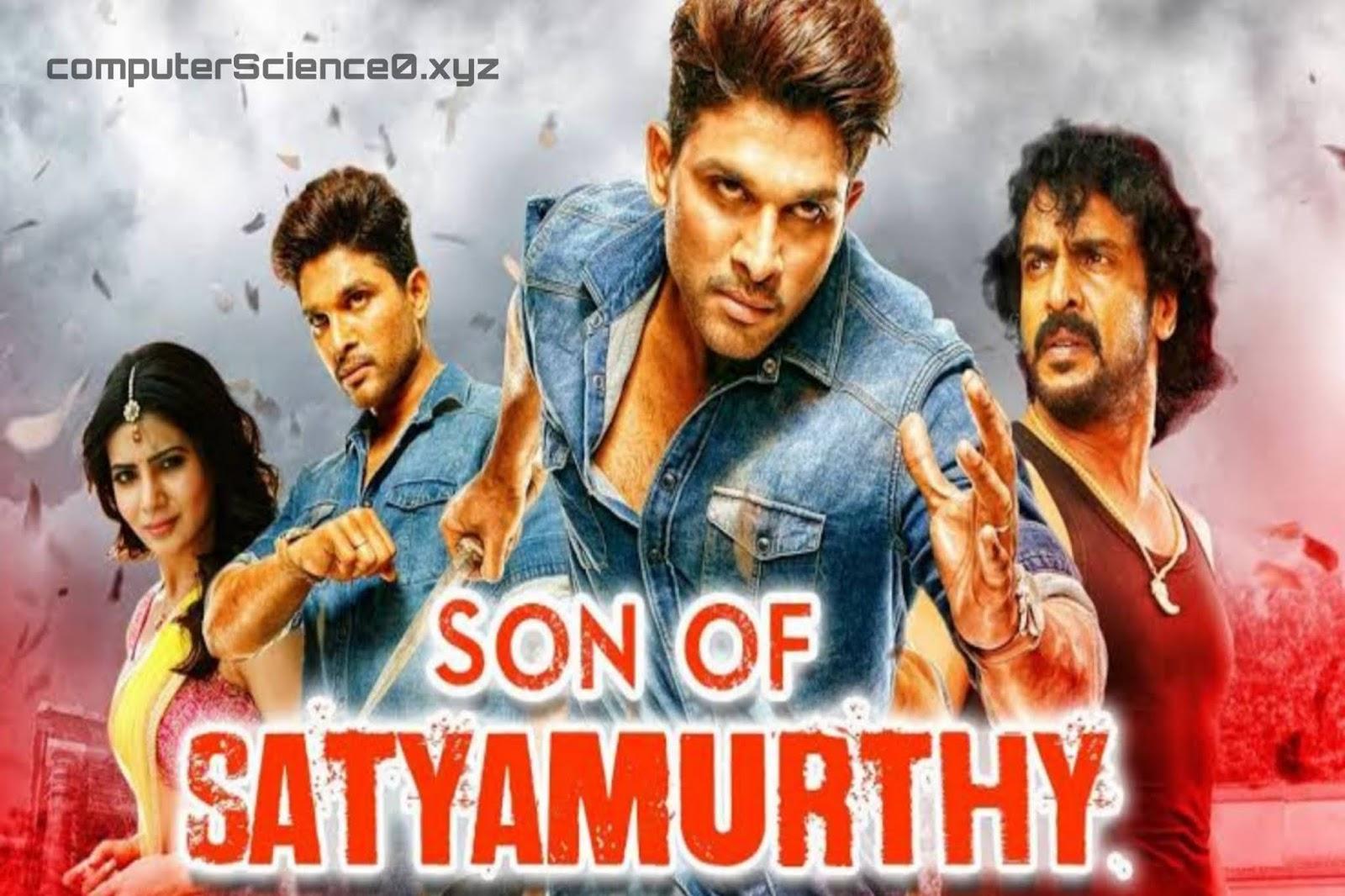 S/O Satyamurthy Allu Arjun's Top 19 movies of all time