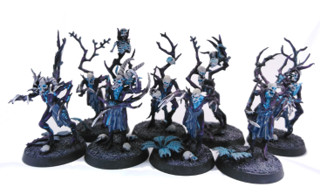 What's On Your Table: Shysh Sylvaneth, Jungle Goblins and Ironskull's Boys