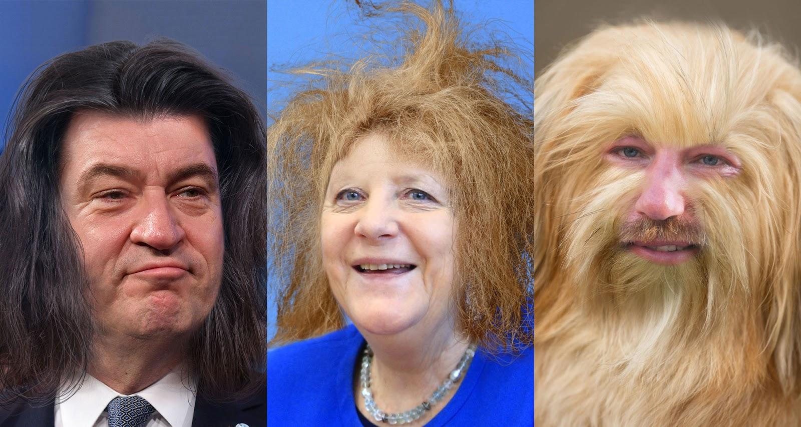 grünen politiker lange haare