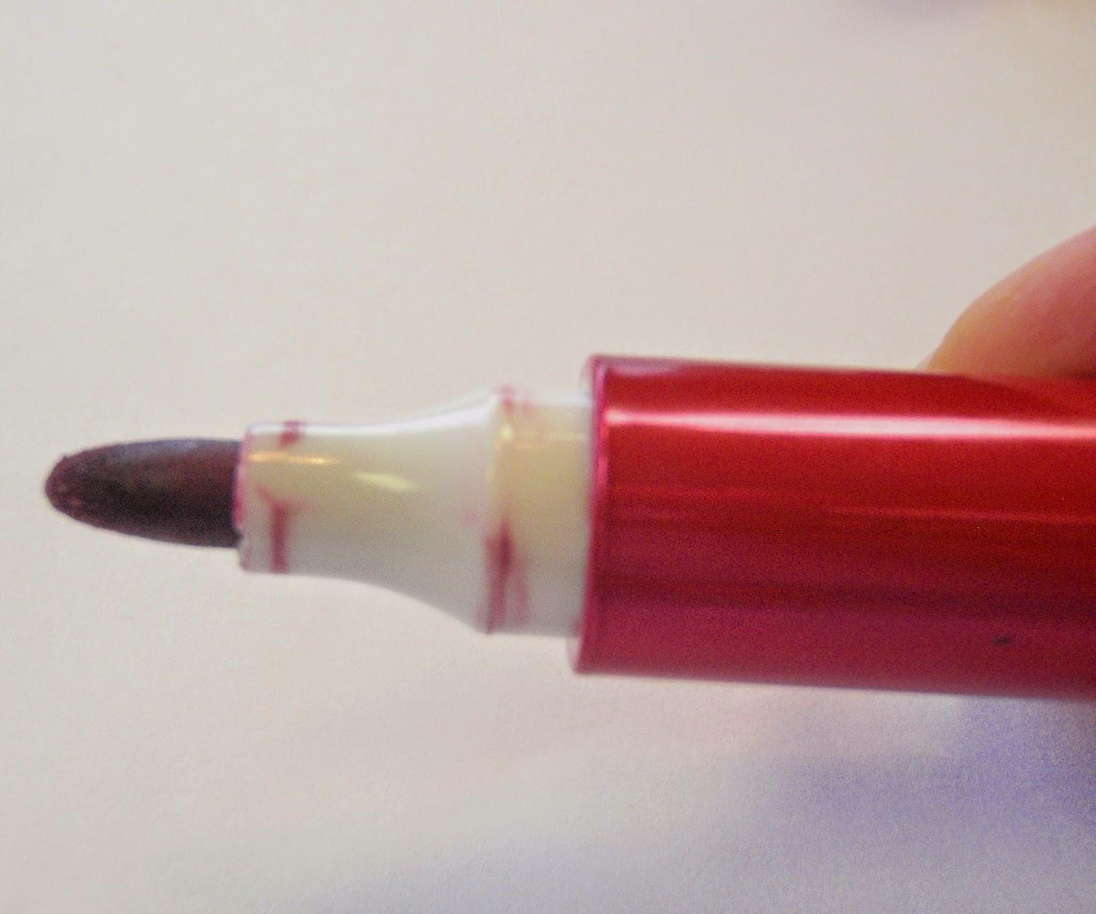 josie maran lipstain felt tip