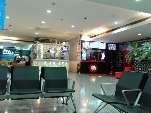 indira gandhi airport IGI T3