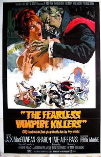 El baile de los vampiros(Dance of the Vampires (The Fearless Vampire Killers or: Pardon Me, But Your Teeth Are in My Neck))