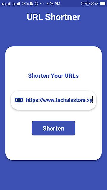 URL shortner Aia File free