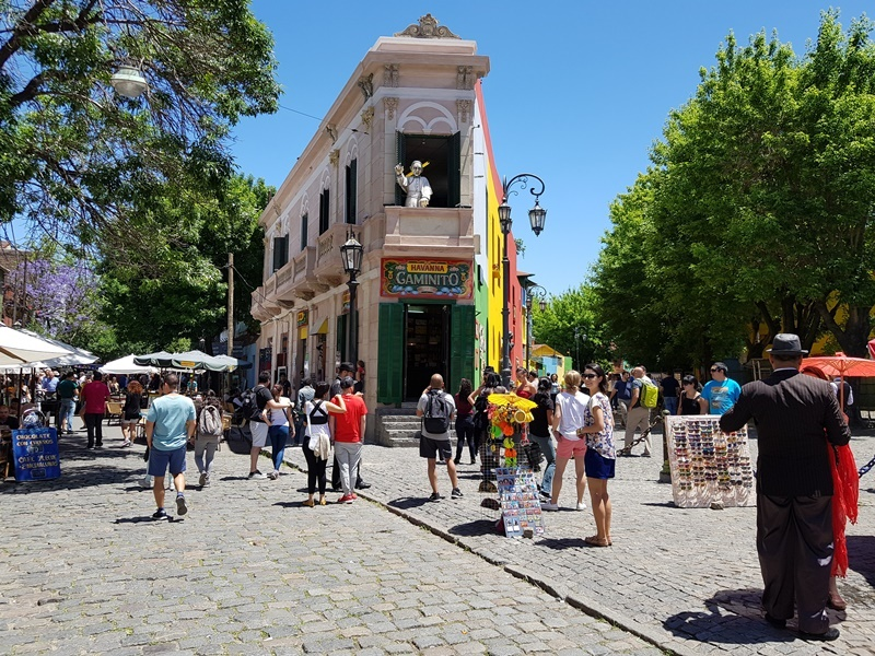 Buenos Aires: Quanto tempo ficar, roteiro