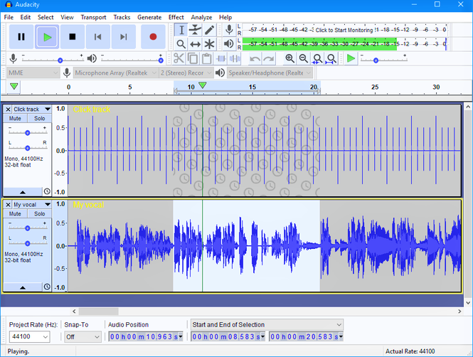 Audacity 2.4.1 Final Full Version Terbaru 2020