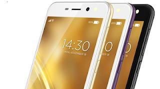 Harga HP Advan i5E Glassy Gold 2 terbaru