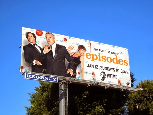 Episodes 3 Aim for the stars billboard