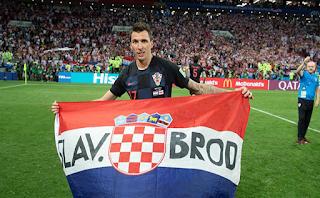 قصة مانزوكيتش ومنتخب كرواتيا
