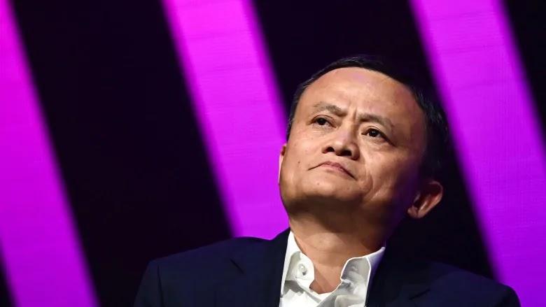 Fotografia de ultima aparacion de Jack Ma