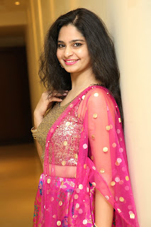Purvi Takkar very beautiful and at trendz lifestyle expo launch May 31, 2019 Hyderabad, India 27