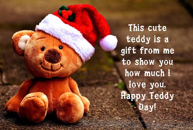 Happy Teddy Day wish