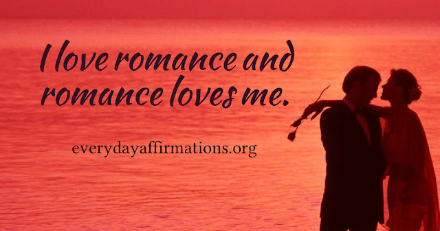 Affirmations for love and romance9