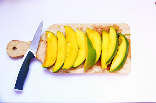 tranches-mangue