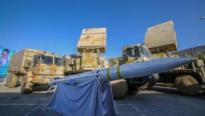 Iran Calls Us Talks 'useless' As It Unveils New Missile