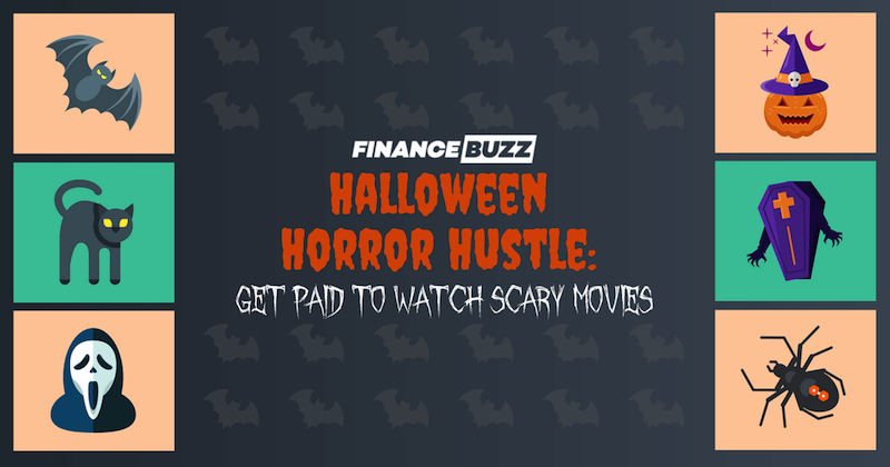 You can earn at least PHP 64K by wearing a Fitbit tracker and watching 13 horror movies this October