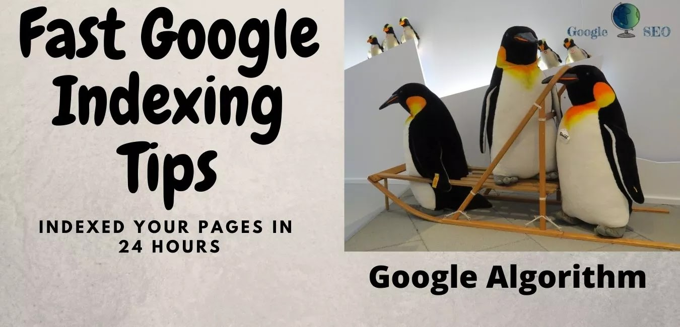 Fast Google indexing tips