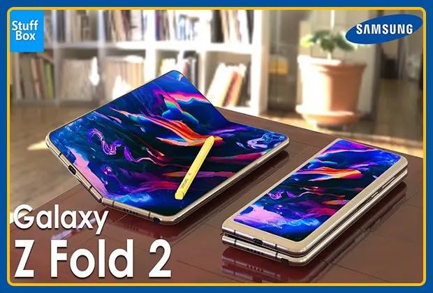هاتف  SAMSUNG GALAXY Z FOLD 2