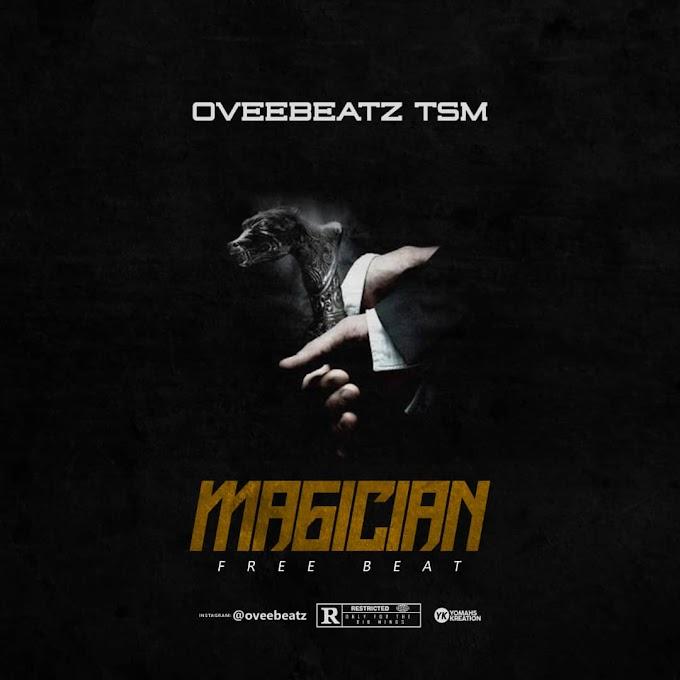 Freebeat: Oveebeatz TSM - Magician