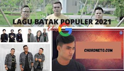 10 Lagu Batak Populer Edisi Google