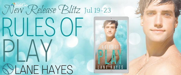 New Release Blitz. Rules of Play by Lane Hayes.