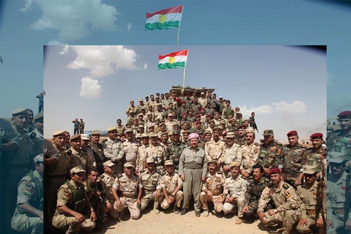 Kerkük Şengal Kürdistan