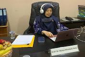 Resmi di Lantik, Prof Nyanyu Khodijah Rektor Perempuan Pertama UIN Raden Fatah Palembang