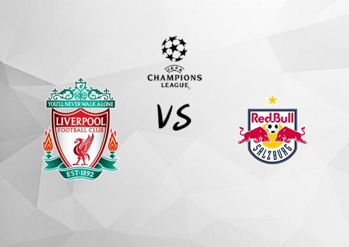 Liverpool vs Salzburgo  Resumen y Partido Completo