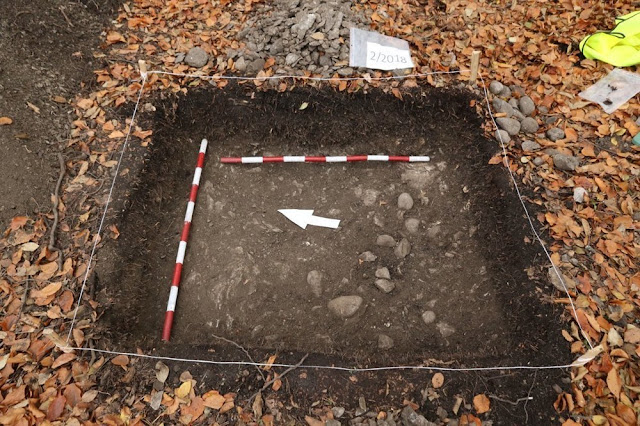 Archaeological site near Slovakia's Lučatín full of surprises