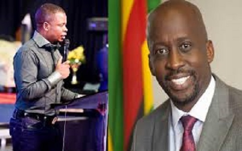 Former Zimbabwe minister fights dirty with prophet Bushiri, accuses him of impregnating his wife