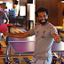 Salah insists he is 'happy at Liverpool' as Egyptian laughs off Gary Neville's transfer claims