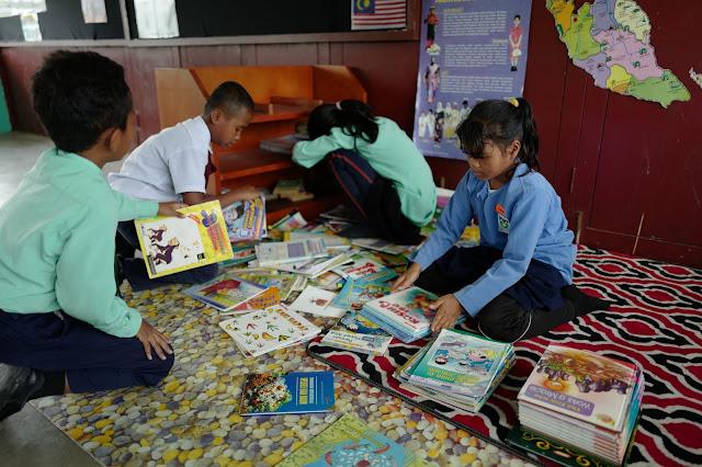 Program Cerahi Kehidupan Bersama Top Kini Kembali Buat Tahun Ke-5 Untuk Menceriakan Kehidupan Kanak-Kanak Orang Asli
