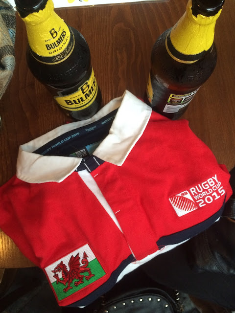 Kitbag Welsh Rugby World Cup Top - Plus Size Fashion Style