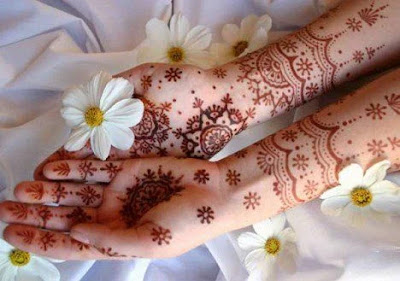 Indian Mehandi Designs
