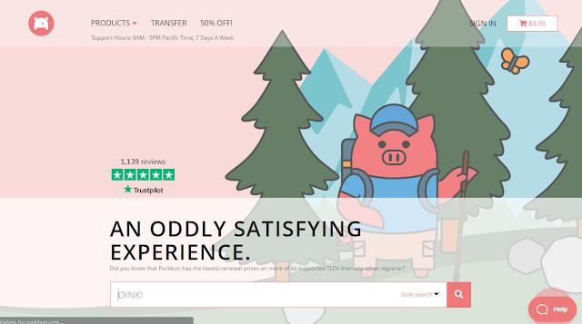 Cara Setting Domain Porkbun Ke Blogger Cepat